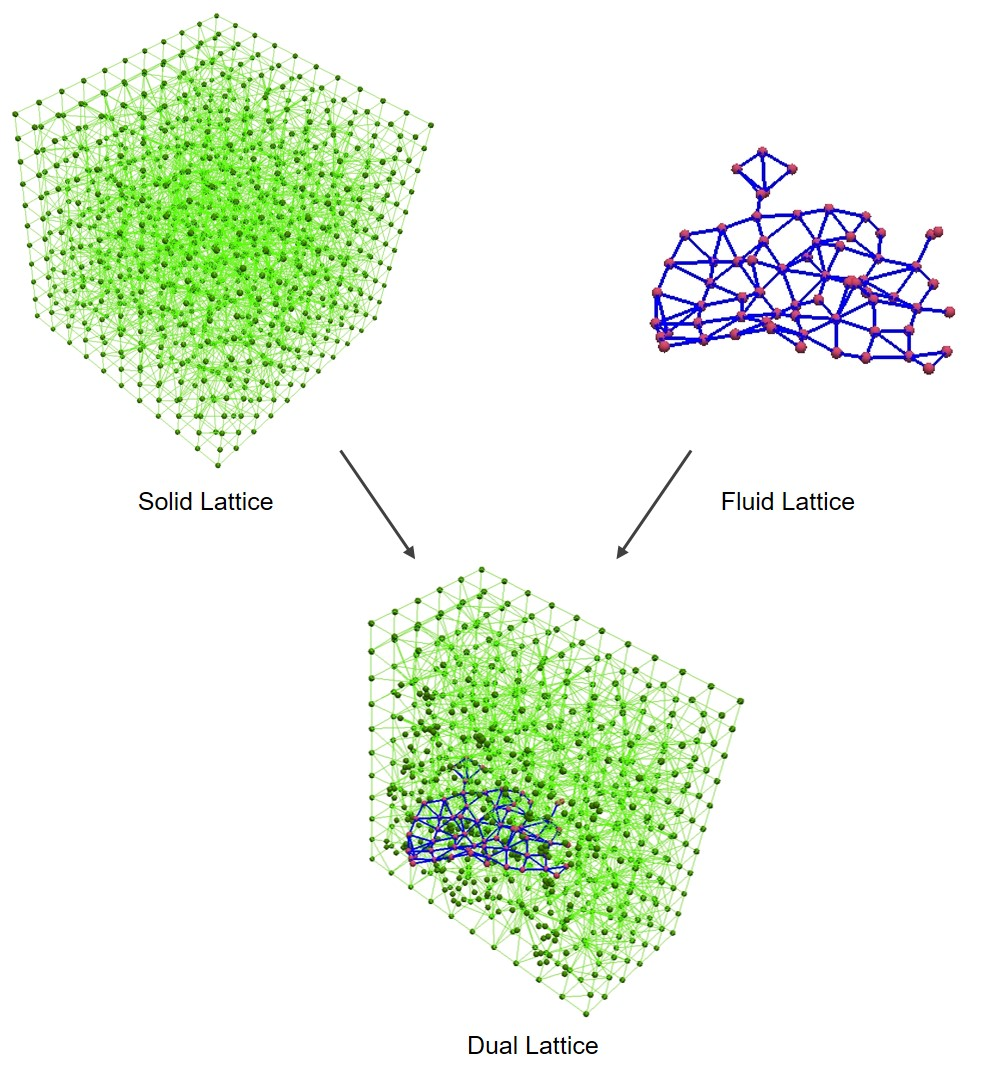 Figure 2. Dual Lattice Method (DLM)